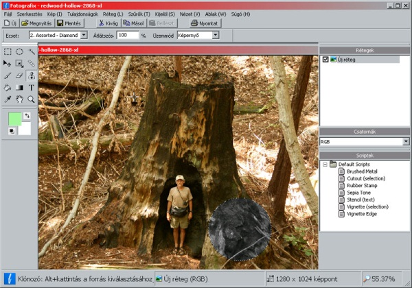 Fotografix freeware