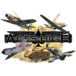 aces high flygsim logo