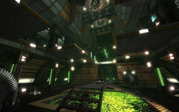 ladda ner alien arena 2011 gratis