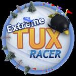 extreme tux racer logo