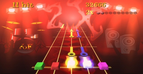 frets on fire gratis guitar hero
