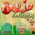 mario forever logo