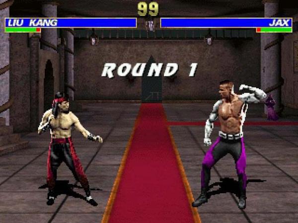 Mortal Combat Project