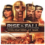 rise and fall civilizations at war logo