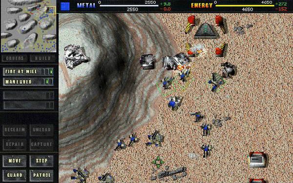 Total Annihilation 3D