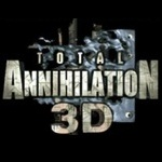 total annihilation 3d logo