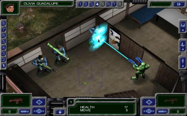 UFO: Alien Invasion spel
