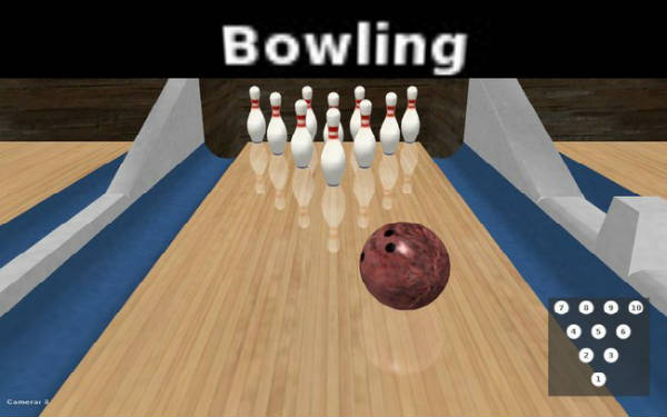 Bowling Evolution gratis