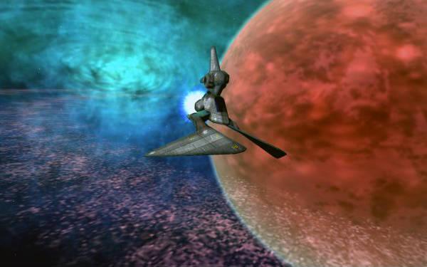 Vega Strike rymdsim
