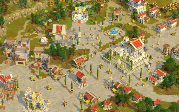 ladda ner Age of Empires Online gratis