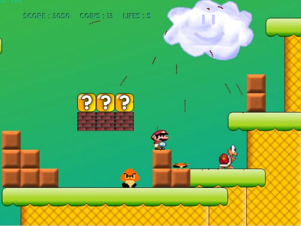 ladda ner Mega Mario gratis