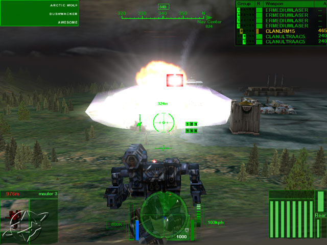 ladda ner Mechwarrior 4: Mercenaries gratis