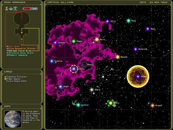 Strange Adventures in Infinite Space