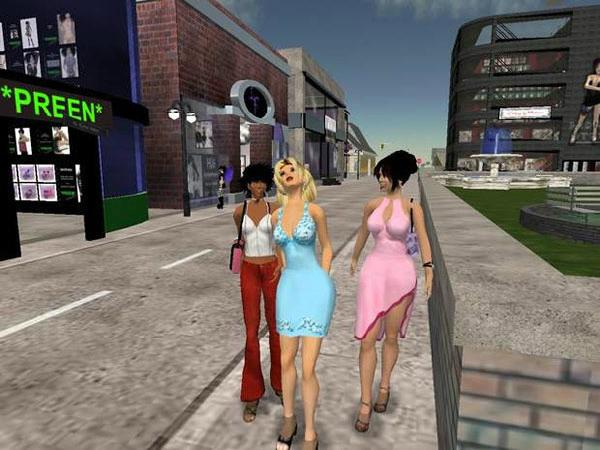 ladda ner Second Life gratis