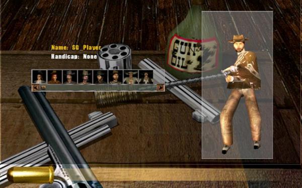 Smokin´ Guns förstapersonsskjutare