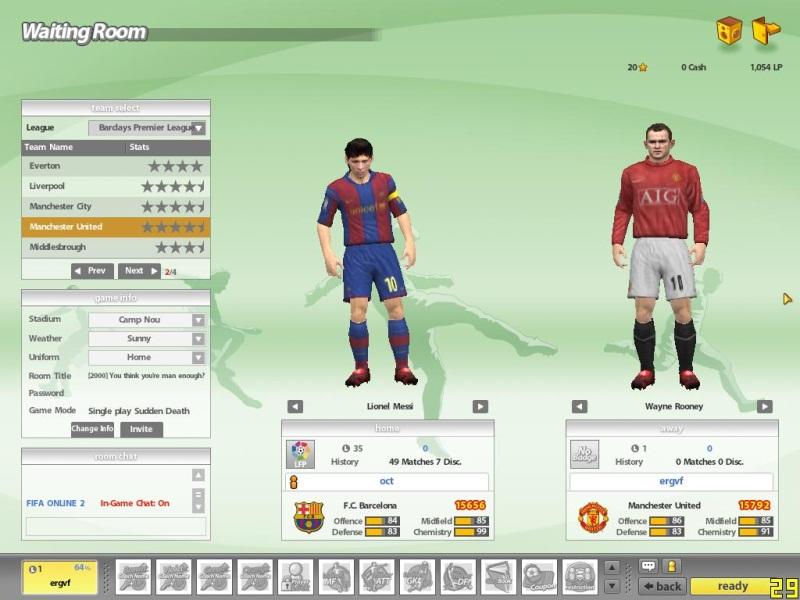 FIFA Online fotbollspel