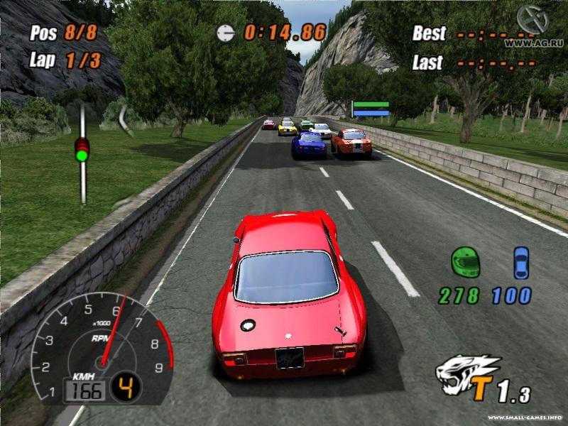 S.C.A.R. - Squadra Corse Alfa Romeo racingspel