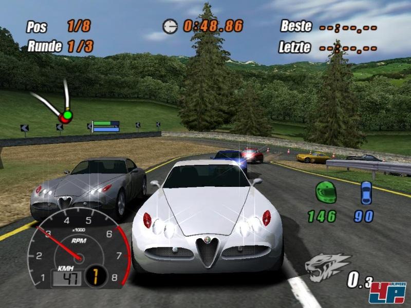 S.C.A.R. - Squadra Corse Alfa Romeo gratis racingspel