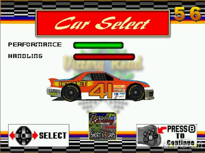 Victory Road racing