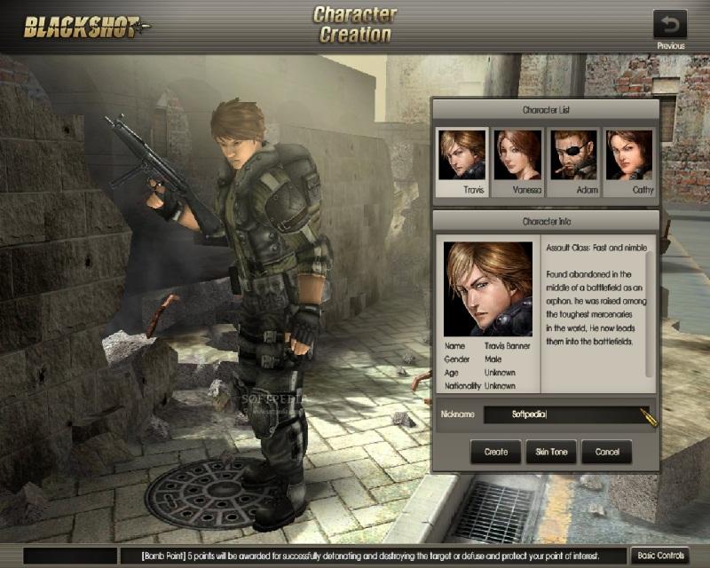 BlackShot free to play fps