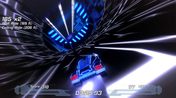 Nitronic Rush freeware racing