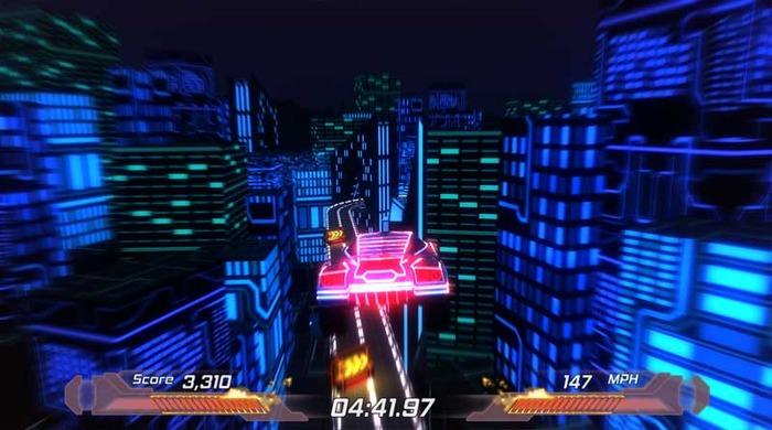 Nitronic Rush gratis racing
